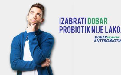 Kako odabrati DOBAR probiotik?