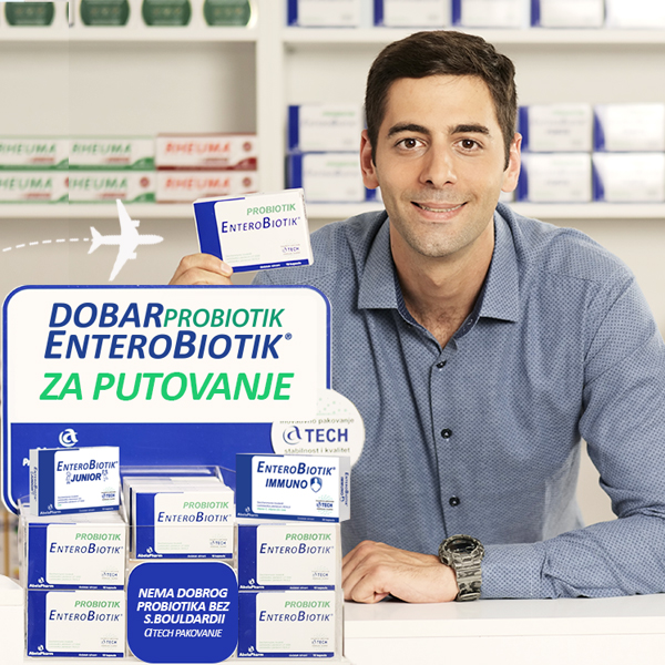 Ivan Mihailovic EnteroBiotik, dobar probiotik za dobar rad creva